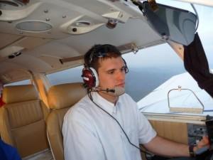 Letecký výcvik 5